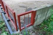 飼育場フェンス